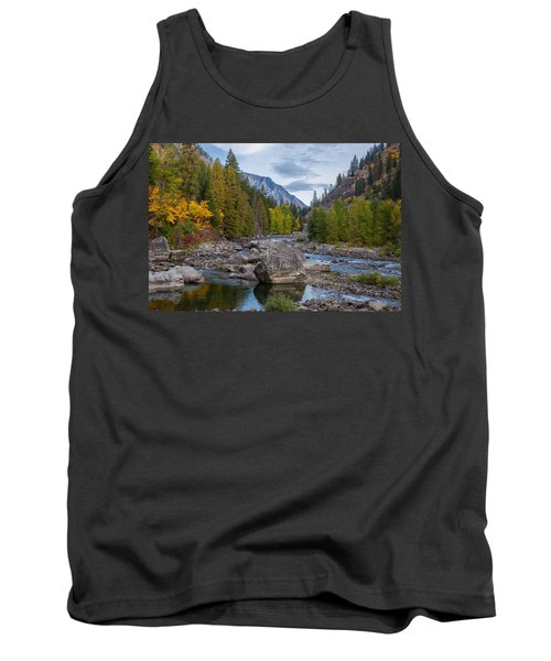 Fall Colors In The Canyon Tank Top