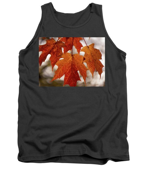 Fall Foliage Tank Top