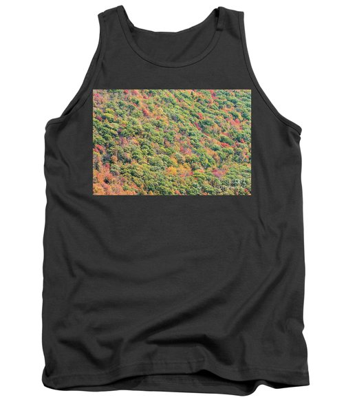 Fall Foliage Tank Top