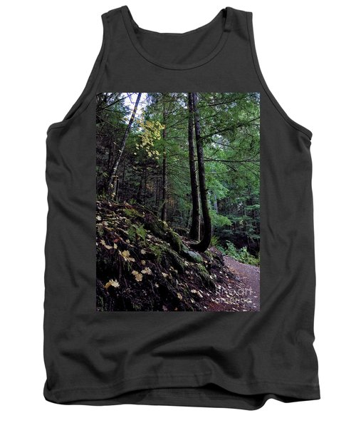 Fall Forest Tank Top
