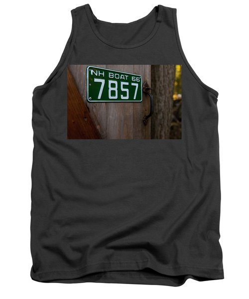 Fall In The Lakes Region Tank Top