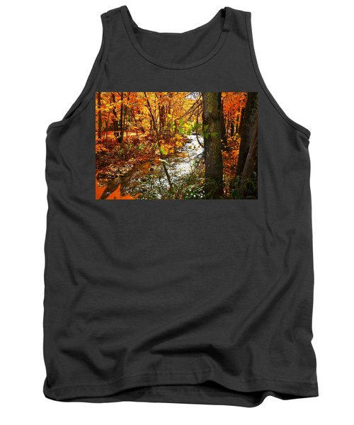 Fall In The Mountains Tank Top