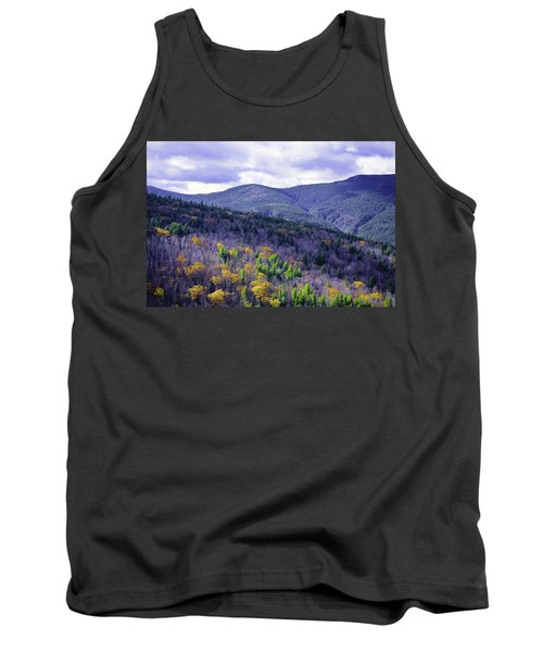 Fall In The White Mountains Tank Top
