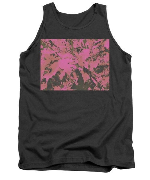 Fall Leaves #6 Tank Top