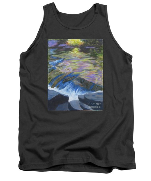 Fall Reflections Tank Top by Anne Marie Brown