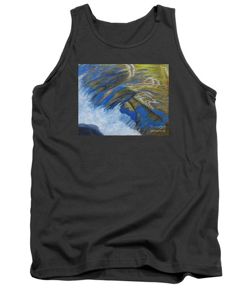Fall Reflections II Tank Top by Anne Marie Brown