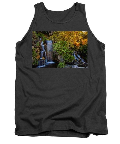 Fall Water Fall Tank Top