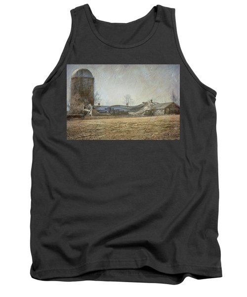 Fallen Barn  Tank Top