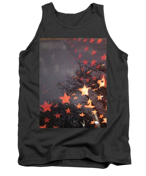 Falling Stars And I Wish.... Tank Top