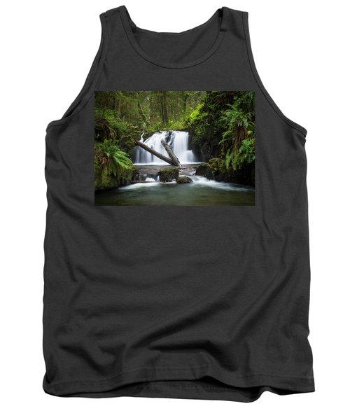 Falls On Canyon Creek Tank Top