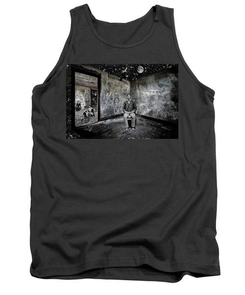 Family Sitting Room  Tank Top