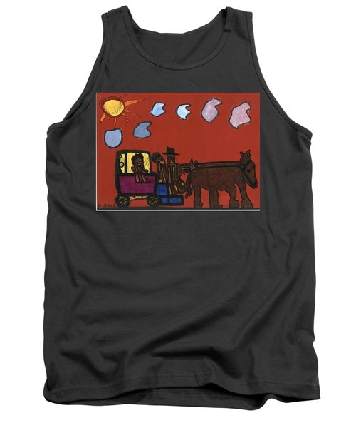 Family Transport Tank Top