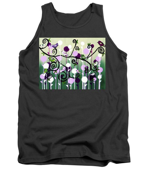 Family Tree Tank Top