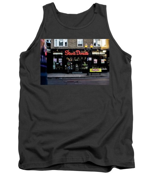 Famous Chicago Donut Shop Tank Top