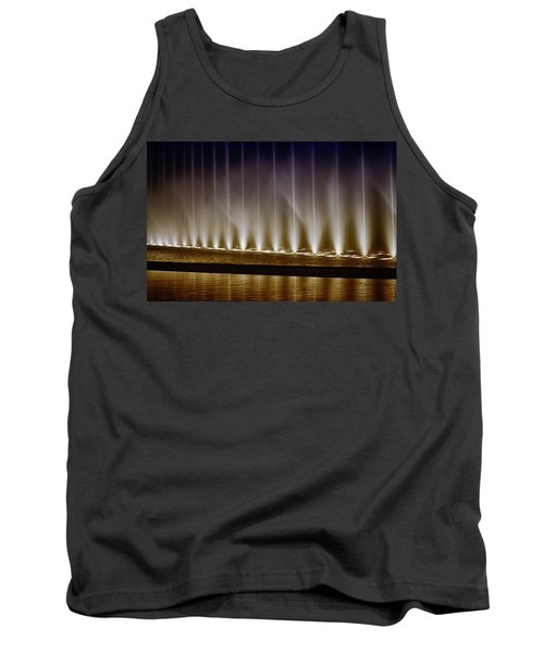 Fanfare Fountains Tank Top