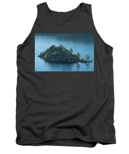 Fannette Island Tank Top