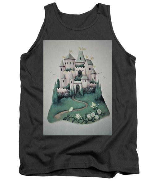 Fantasy Castle Tank Top