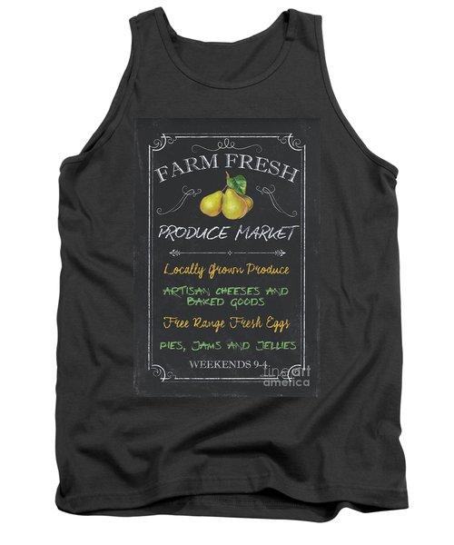 Farm Fresh Produce Tank Top