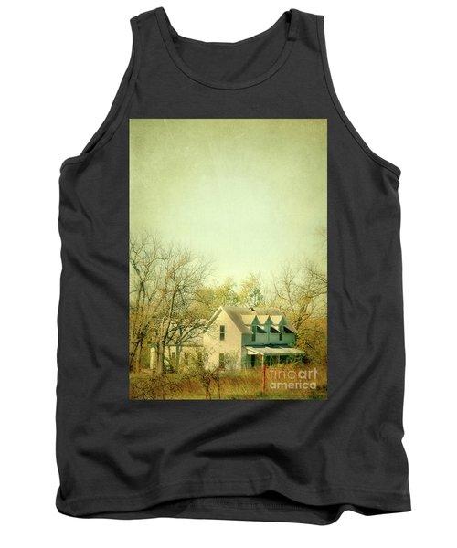 Farmhouse In Arkansas Tank Top by Jill Battaglia