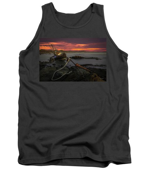Fate Of The Point Estero Tank Top
