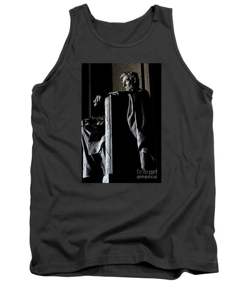 Father Abraham Tank Top by David Bearden