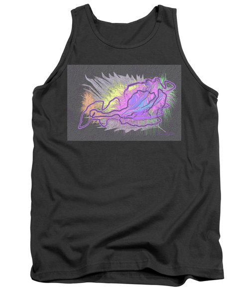 Feathered Daydreams Tank Top