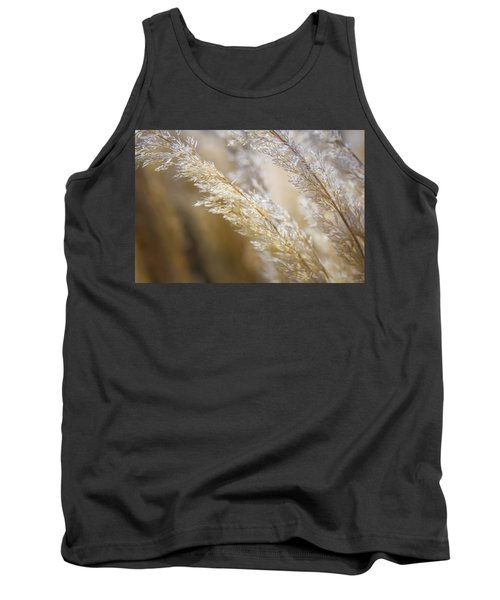 Tank Top featuring the photograph Feathered by Laura Roberts