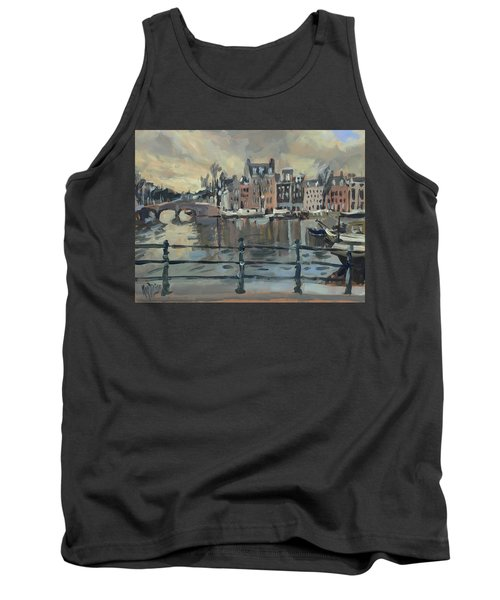 February Morning Along The Amstel Tank Top