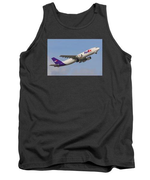 Fedex Airplane Tank Top