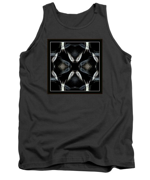 Female Abstraction Image Four Tank Top