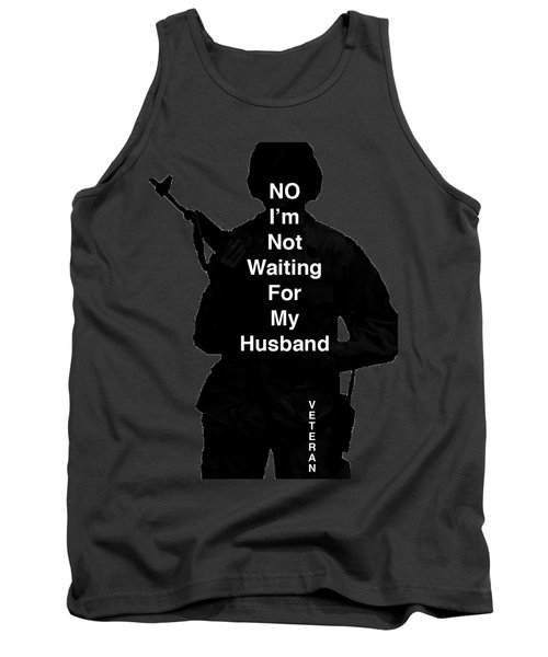 Female Veteran Tank Top