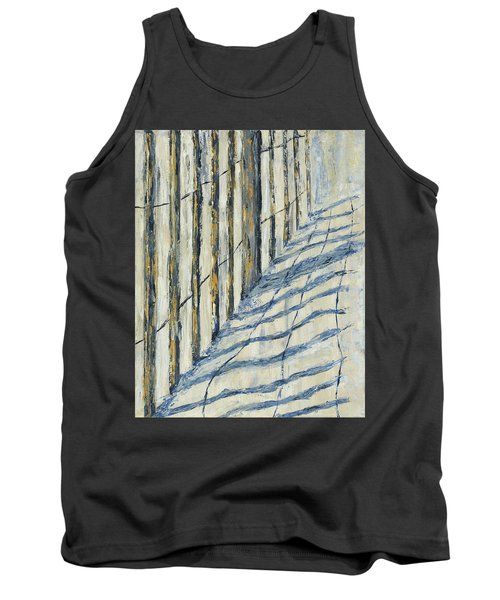 Fence At Palmetto Dunes Tank Top