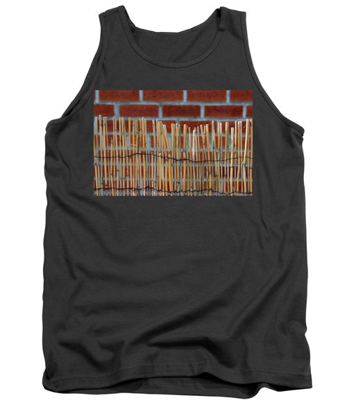 Fencing In The Wall Tank Top