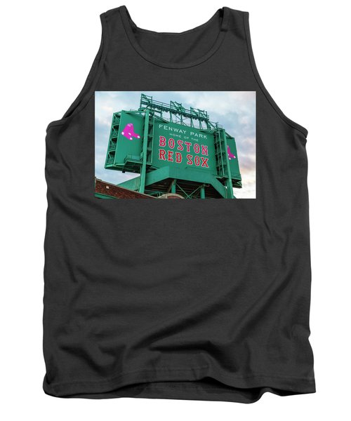 Fenway Park - Home Of The Red Sox Tank Top