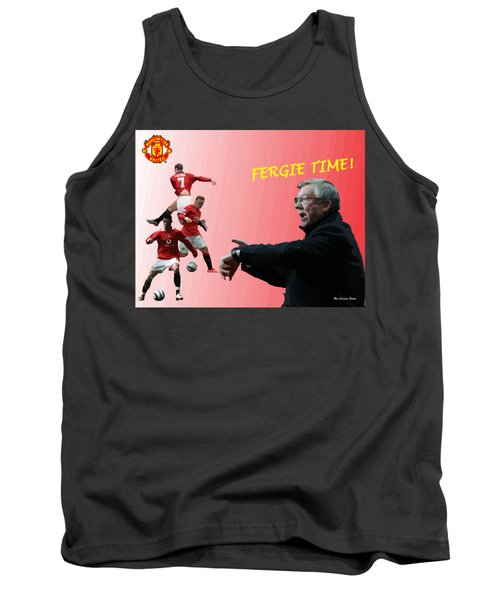 Fergie Time Tank Top