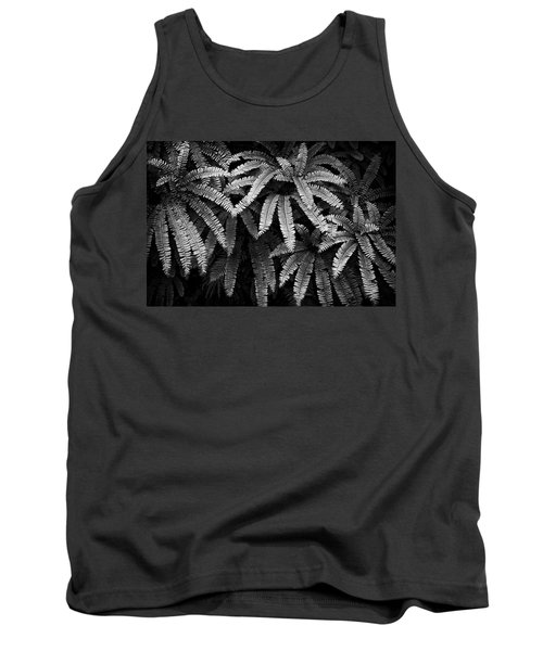 Fern And Shadow Tank Top