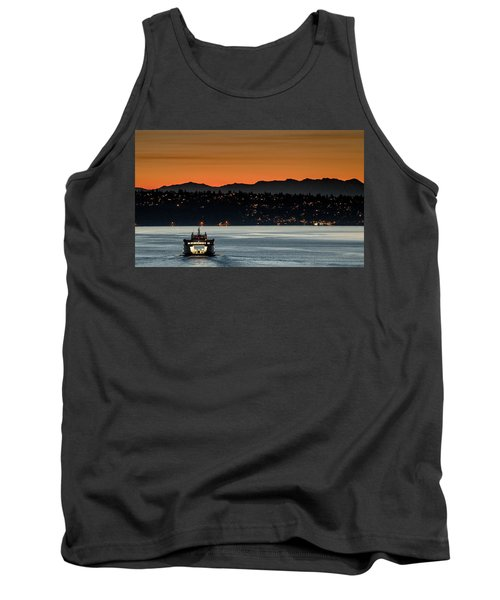 Ferry Sealth At Dawn Tank Top