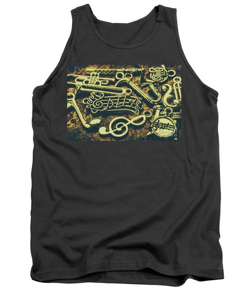 Festival Of Song Tank Top
