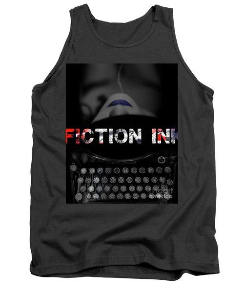 Fiction Ink Tank Top by Nola Lee Kelsey