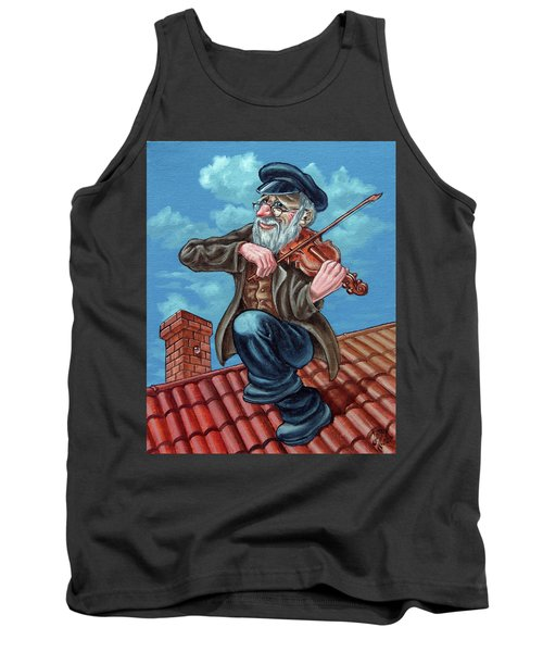Fiddler On The Roof. Op2608 Tank Top
