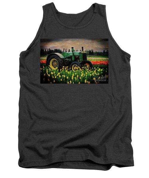 Field Master Tank Top