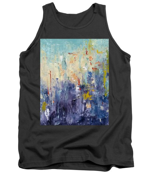 Tank Top featuring the painting Field Of Dreams by Patti Ferron