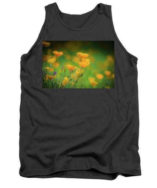 Field Of Poppies Tank Top