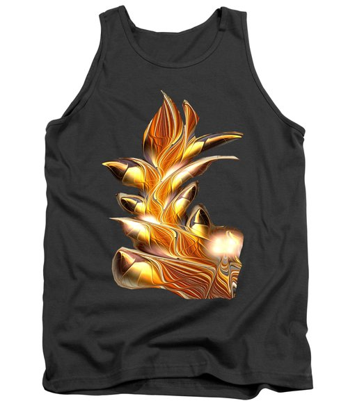 Fiery Claws Tank Top