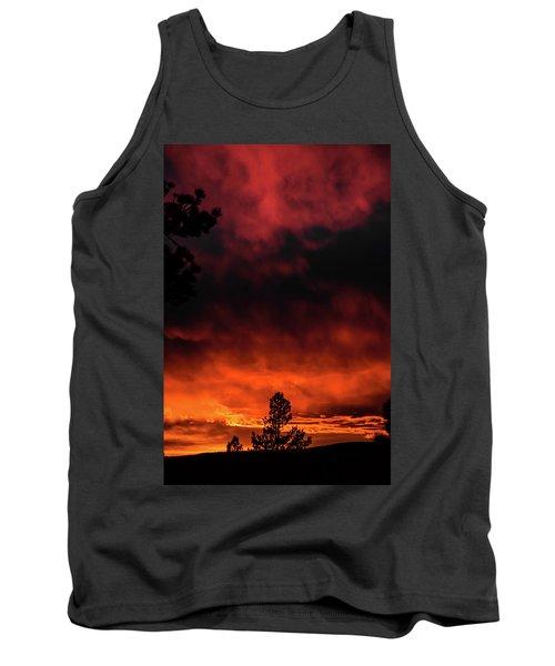 Fiery Sky Tank Top