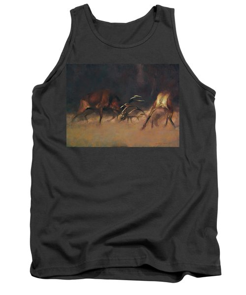 Fighting Stags I. Tank Top