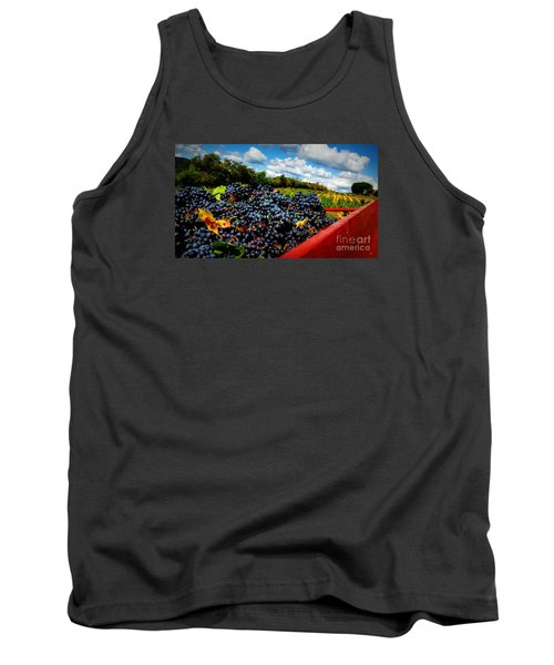 Filling The Red Wagon Tank Top by Lainie Wrightson