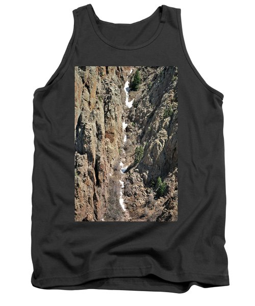 Final Traces Of Snow Tank Top