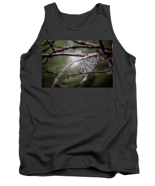 Find Comfort In The Chaos Tank Top