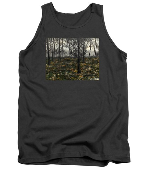 Find The Right Path Tank Top by Lisa Aerts